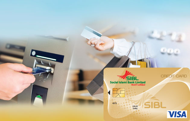 Visa Islamic Credit Card (Local)